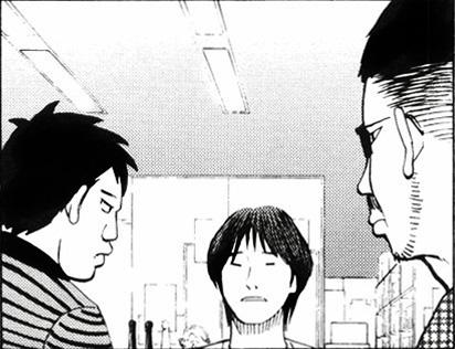 >mfw GreenT still stalling Yumeko